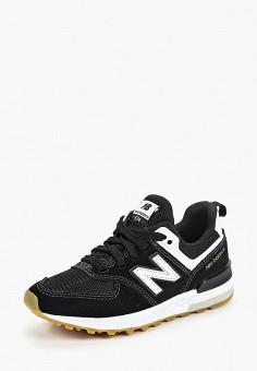 Кроссовки, New Balance, цвет  черный. Артикул  NE007ABCFXK4. New Balance.  Похожие товары f396765750b
