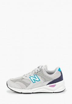 5d8d40932639 Кроссовки, New Balance, цвет: серый. Артикул: NE007AGEAXJ1. New Balance.  Похожие товары