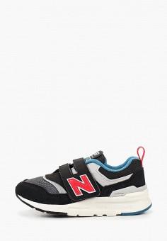 Кроссовки, New Balance, цвет  черный. Артикул  NE007AKEAXJ5. New Balance fdcc63f35c9