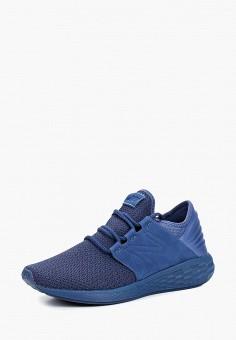 Кроссовки, New Balance, цвет  синий. Артикул  NE007AMBZPJ7. New Balance 5deeb7f3647