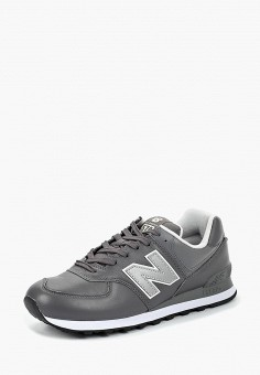 Кроссовки, New Balance, цвет  серый. Артикул  NE007AMBZPK5. New Balance fbf9cb5f15d