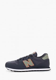 8f73bbf9e Кроссовки, New Balance, цвет: синий. Артикул: NE007AMEAZM0. Обувь /  Кроссовки