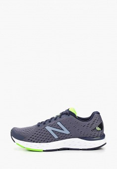 a47de260 Кроссовки, New Balance, цвет: синий. Артикул: NE007AMEAZO0. Спорт / Бег