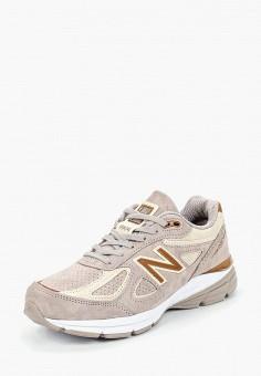 Кроссовки, New Balance, цвет  розовый. Артикул  NE007AWCWCU7. Обувь a8b8688a803