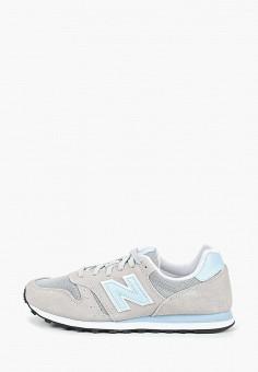 9fb4b87ef539 Кроссовки, New Balance, цвет: серый. Артикул: NE007AWEBAW2. New Balance.  Похожие товары