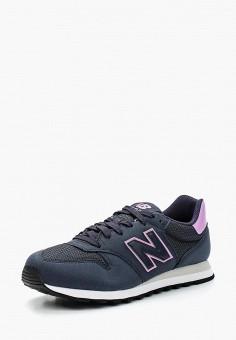 7c88db0b5248 Кроссовки, New Balance, цвет  синий. Артикул  NE007AWUNZ47. Обувь    Кроссовки