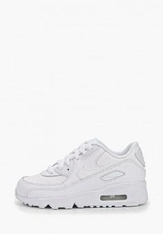 ce9650f30 Кроссовки, Nike, цвет: белый. Артикул: NI464ABDSKR5. Мальчикам / Обувь /