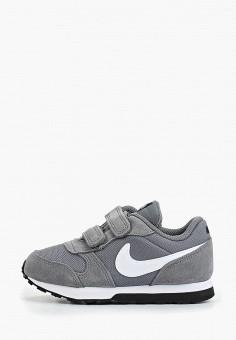 f281f47e4 Кроссовки, Nike, цвет: серый. Артикул: NI464ABFMDC1. Мальчикам / Обувь /