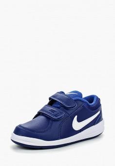 30c5056d8 Кеды, Nike, цвет: синий. Артикул: NI464ABNKH55. Мальчикам / Обувь /