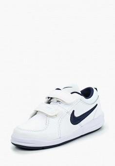 Кроссовки, Nike, цвет  белый. Артикул  NI464ABPDC38. Мальчикам   Обувь ac9dce6e49c
