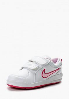 009aab7ceea1 Кроссовки, Nike, цвет  белый. Артикул  NI464AGAGV60. Девочкам   Обувь