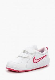 Кроссовки, Nike, цвет  белый. Артикул  NI464AGAGV61. Nike. Похожие товары e6656900147