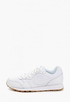 4af275ec Кроссовки, Nike, цвет: белый. Артикул: NI464AGDSMB4. Девочкам / Обувь