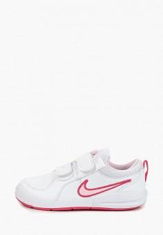 27f469651bce Кроссовки, Nike, цвет  белый. Артикул  NI464AGIPG98. Девочкам   Обувь