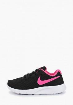 1e9822a2 Кроссовки, Nike, цвет: черный. Артикул: NI464AGIPH84. Девочкам / Обувь