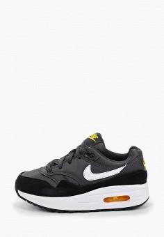 51b3c2e5 Кроссовки, Nike, цвет: черный. Артикул: NI464AKDSLJ9. Девочкам / Обувь /