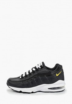 fed0b94e Кроссовки, Nike, цвет: черный. Артикул: NI464AKDSLT3. Девочкам / Обувь