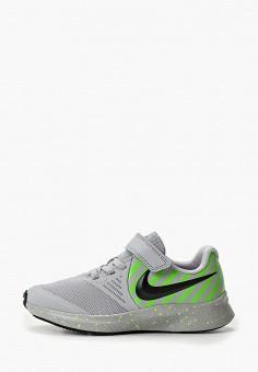 49deff5a7de0e Кроссовки, Nike, цвет: серый. Артикул: NI464AKFMDK7. Мальчикам / Обувь /