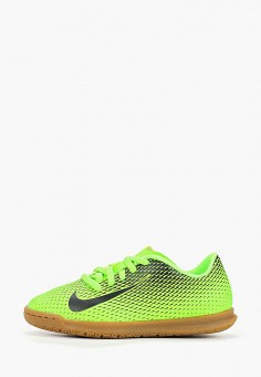 eb7d0937 Бутсы, Nike, цвет: зеленый. Артикул: NI464AKFMQP7. Мальчикам / Спорт /