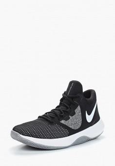Кроссовки, Nike, цвет  черный. Артикул  NI464AMBBNF2. Спорт   Баскетбол   2e0d0d6a0c2