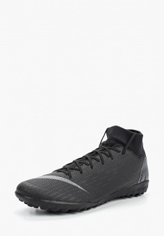 e6789addfd07 Шиповки, Nike, цвет  черный. Артикул  NI464AMBWRF6. Спорт   Футбол