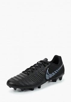 db1a1ddf758e Бутсы, Nike, цвет  черный. Артикул  NI464AMBWRM0. Спорт   Футбол
