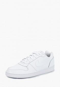 Кеды, Nike, цвет  белый. Артикул  NI464AMBWRS5. Обувь   Кроссовки и 839fcaeda70