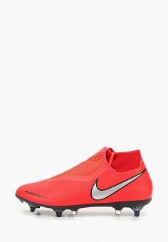 613798b80a49 Бутсы, Nike, цвет  красный. Артикул  NI464AMDMZJ9. Обувь   Кроссовки и