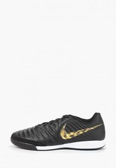 183e58c3 Бутсы зальные, Nike, цвет: черный. Артикул: NI464AMDNAE3. Обувь / Кроссовки