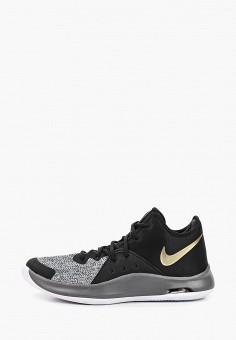 06135b21 Кроссовки, Nike, цвет: черный. Артикул: NI464AMDNBS8. Спорт / Баскетбол /