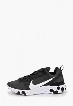 968e860cecea6 Кроссовки, Nike, цвет: черный. Артикул: NI464AMDNBW9. Обувь / Кроссовки и