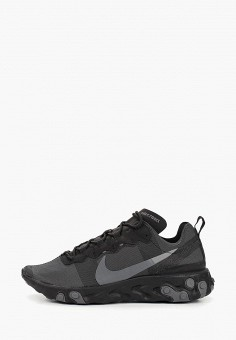 Кроссовки, Nike, цвет  черный. Артикул  NI464AMDNBX0. Обувь   Кроссовки и a0ffeea4261