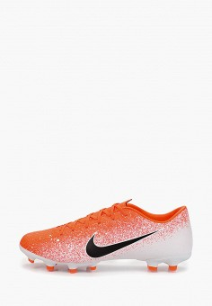 a548c81a Бутсы, Nike, цвет: оранжевый. Артикул: NI464AMETLS4. Спорт / Футбол /
