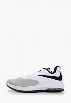 a8743fda Кроссовки, Nike, цвет: белый. Артикул: NI464AMETLY3. Спорт / Баскетбол /