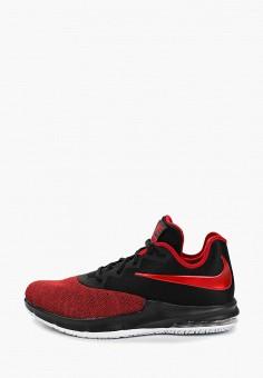 1e6c7621 Кроссовки, Nike, цвет: черный. Артикул: NI464AMETMD0. Спорт / Баскетбол /