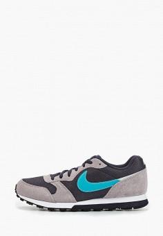 cd0743d2 Кроссовки, Nike, цвет: серый. Артикул: NI464AMFMRE1. Обувь / Кроссовки и