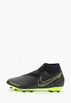 3cc7ed78 Бутсы, Nike, цвет: черный. Артикул: NI464AMFNPF4. Спорт / Футбол /