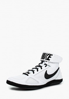 e6c11f1f31bc Борцовки, Nike, цвет  белый. Артикул  NI464AMJNF42. Спорт   Единоборства