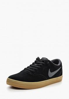 d42d06a440debb Кеды, Nike, цвет: черный. Артикул: NI464AMPKE31. Обувь / Кроссовки и