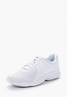 567405eb Кроссовки, Nike, цвет: белый. Артикул: NI464AWAARF9. Обувь / Кроссовки и