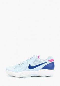 9f5dda9bbb29 Кроссовки, Nike, цвет  голубой. Артикул  NI464AWDOOY3. Спорт   Теннис
