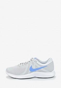 e7423e36 Кроссовки, Nike, цвет: серый. Артикул: NI464AWDOQM4. Обувь / Кроссовки и
