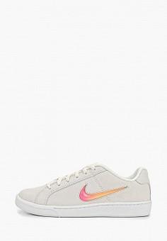 931681bf Кеды, Nike, цвет: белый. Артикул: NI464AWETNC6. Обувь / Кроссовки и