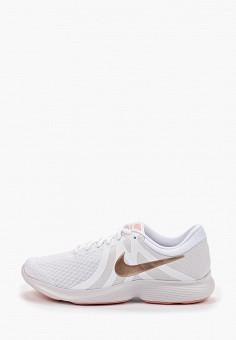 1f4aa24a325 Кроссовки, Nike, цвет: белый. Артикул: NI464AWFMYG3. Обувь
