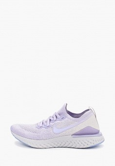 d1496c37 Кроссовки, Nike, цвет: фиолетовый. Артикул: NI464AWFNQC0. Обувь / Кроссовки  и
