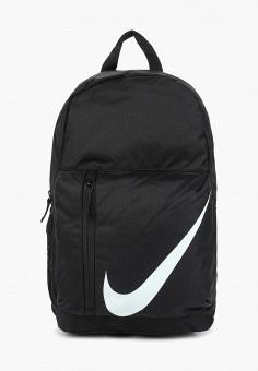 fcd0dd3b Рюкзак, Nike, цвет: черный. Артикул: NI464BKUEQ56. Мальчикам / Аксессуары