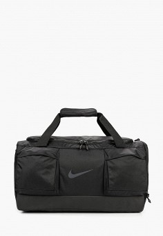 9539eafb Сумка спортивная, Nike, цвет: черный. Артикул: NI464BMBWCZ6. Аксессуары /  Сумки