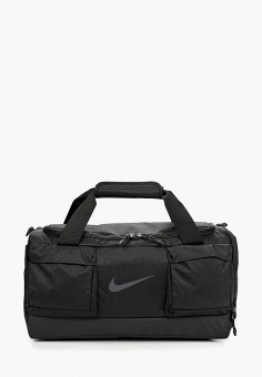 Сумка спортивная, Nike, цвет  черный. Артикул  NI464BMBWCZ9. Аксессуары    Сумки 77b2aba372e