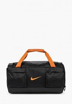 8b920fe6d7c6 Сумка спортивная, Nike, цвет: черный. Артикул: NI464BMDSGW4. Аксессуары /  Сумки