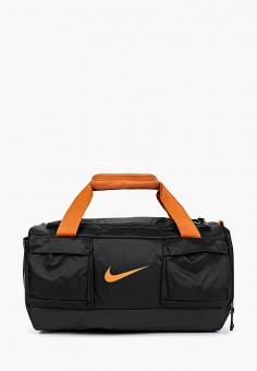 c9cdce57d091 Сумка спортивная, Nike, цвет: черный. Артикул: NI464BMDSGW5. Спорт / Все